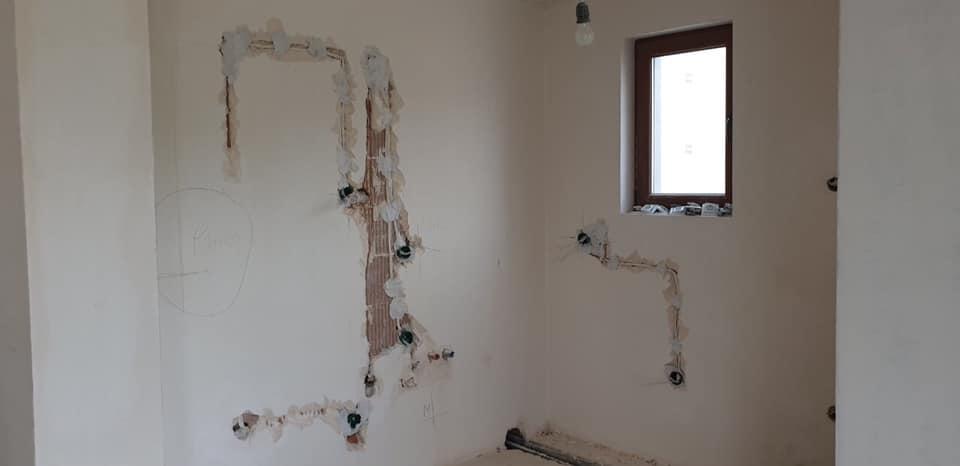 основен ремонт на жилище на ул. Македония, Варна