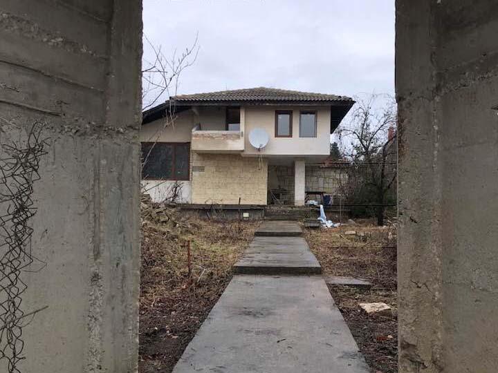 Основен ремонт на къща в местност Ракитника