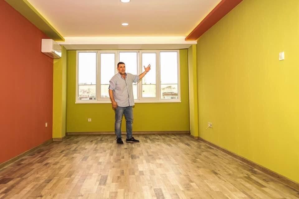 Основен ремонт на апартамент – Варна